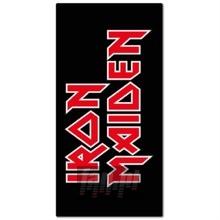 Logo (Towel) _Twl40391_ - Iron Maiden