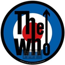 Target (Backpatch) _Nas50553_ - The Who