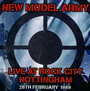 Live At Rock City Nottingham 1989 - New Model Army