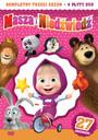 Masza I Niedźwiedź Kompletny 3 Sezon. Pakiet 4 Płyt - Movie / Film