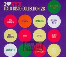 ZYX Italo Disco Collection 28 - I Love ZYX