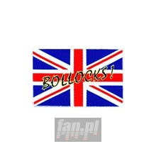 Union Jack \ Bollocks! (Patch) _Nas50553_ - Generic Patches
