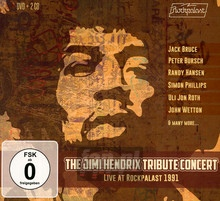 Live At Rockpalast 1991 - Tribute to Jimi Hendrix