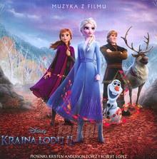 Kraina Lodu 2  OST - Walt    Disney
