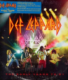 Early Years 79-81 - Def Leppard