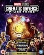 Marvel Cinematic Universe Phase 3 Part 2 Box Set (8 Discs) - Movie / Film