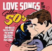 Love Songs Of The Golden 50s - V/A