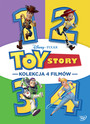 Toy Story 1-4 Pakiet - Movie / Film
