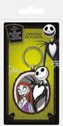 Jack & Sally (Keychain) _Brl50502_ - Nightmare Before Christmas