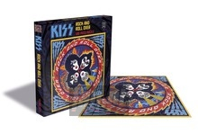 Rock & Roll Over (500 Piece Jigsaw Puzzle) _Puz80334_ - Kiss