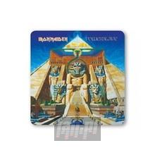 Powerslave (Single Coaster) _Coa40391_ - Iron Maiden