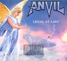 Legal At Last - Anvil