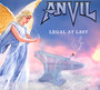 Legal At Last - Anvil