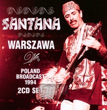 Warszawa Poland Radio Broadcast 1994 - Santana