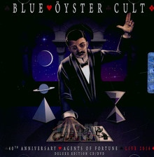 Agents Of Fortune - Live 2016 - Blue Oyster Cult