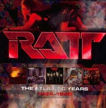 Atlantic Years 1984-1990 - Ratt