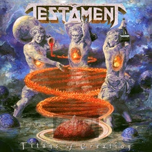 Titans Of Creation - Testament