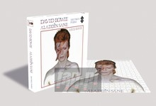 Aladdin Sane (500 Piece Jigsaw Puzzle) _Puz80334_ - David Bowie