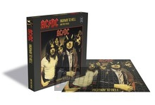Highway To Hell (1000 Piece Jigsaw Puzzle) _Puz80334_ - AC/DC
