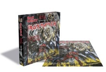The Number Of The Beast (1000 Piece Jigsaw Puzzle) _Puz80334_ - Iron Maiden