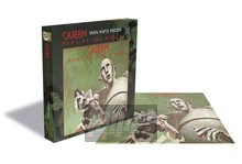 News Of The World (1000 Piece Jigsaw Puzzle) _Puz80334_ - Queen