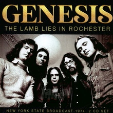 The Lamb Lies In Rochester - Genesis
