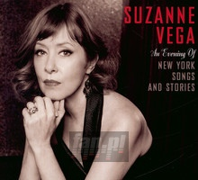 An Evening Of New York Songs & Stories - Suzanne Vega