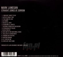 Straight Songs Of Sorrow - Mark Lanegan
