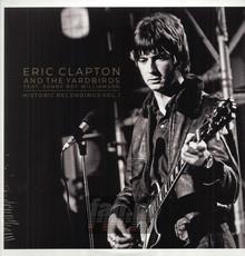 Historic Recordings vol.1 - Eric Clapton