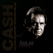 Complete Mercury Albums 1986-1991 - Johnny Cash