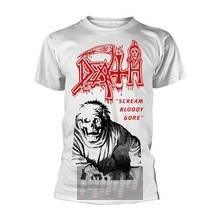 Scream Bloody Gore (Vintage White) _Ts80334_ - Death