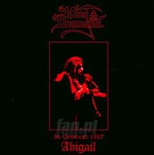 In Concert 1987 - Abigail - King Diamond