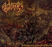 Deformation Of The Holy Realm - Sinister