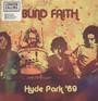 Hyde Park '69 - Blind Faith