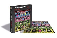 Some Girls (500 Piece Jigsaw Puzzle) _Puz80334_ - The Rolling Stones