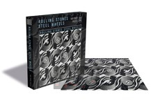 Steel Wheels (500 Piece Jigsaw Puzzle) _Puz80334_ - The Rolling Stones