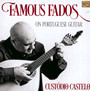 Famous Fados On Portuguese Guitar - Custodio Castelo