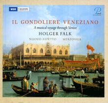 Il Gondoliere Veneziano - Kolger Falk / Nuovo Aspetto / Merzouga