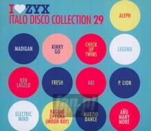 ZYX Italo Disco Collection 29 - V/A