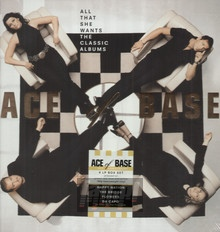All That She Wants - Classic Albums - Ace Of Base