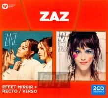 Coffret 2CD: Effet Miroir & Recto/Verso - ZAZ