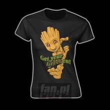 Groot - Dance _Ts80334_ - Marvel Guardians Of The Galaxy vol 2