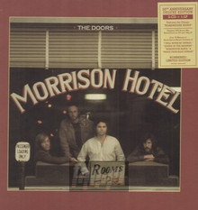 Morrison Hotel (50th Anniversary Deluxe Edition) (LP+2CD) - The Doors