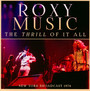 The Thrill Of It All - Roxy Music
