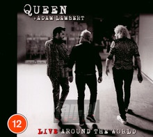 Live Around The World - Queen & Adam Lambert