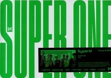 Superm The 1st Album: Super One/One Version - Superm