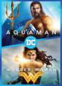 Aquaman / Wonder Woman (Pakiet) - Movie / Film