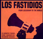 From Lockdown To The World - Los Fastidios