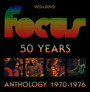 50 Years Anthology 1970-1976 - 9cd +2dvd - Focus