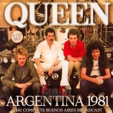 Argentina 1981 - Queen